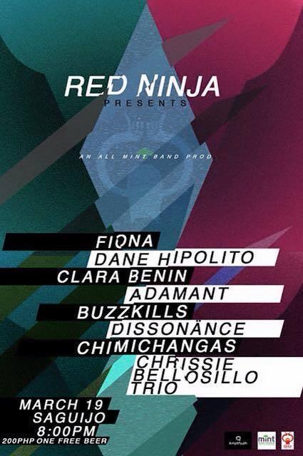 RED NINJA X MINT