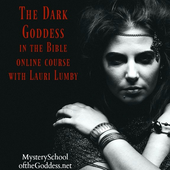 Sign Up for The Dark Goddess in the Bible
