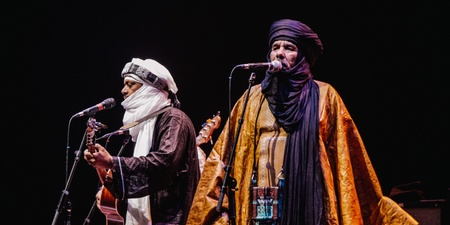 Extinguishing melancholy with Tinariwen – gig report