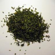 Mint Green Tea from Compass Teas