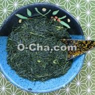 "Organic Sencha ""Warashina Supreme"" from O-Cha.com"