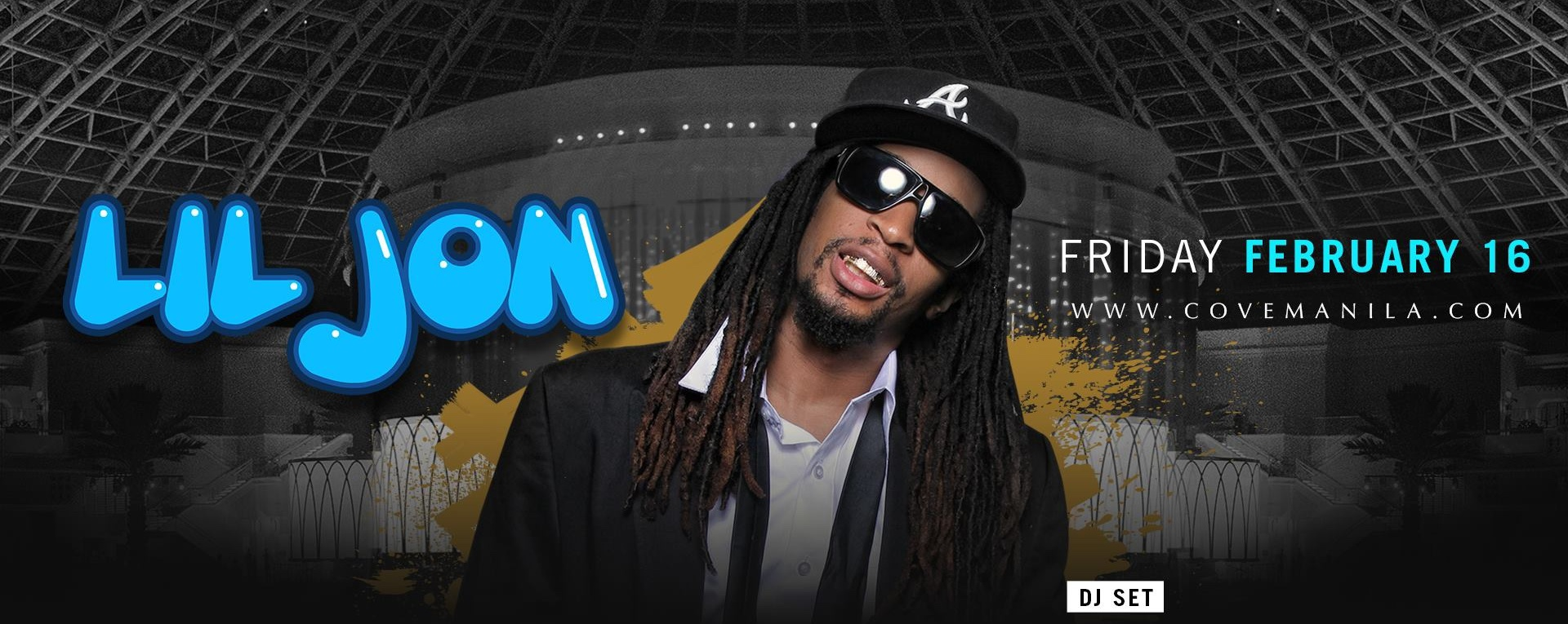 Lil Jon in Cove Manila - February 16