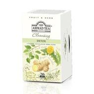 Detox from Ahmad Tea