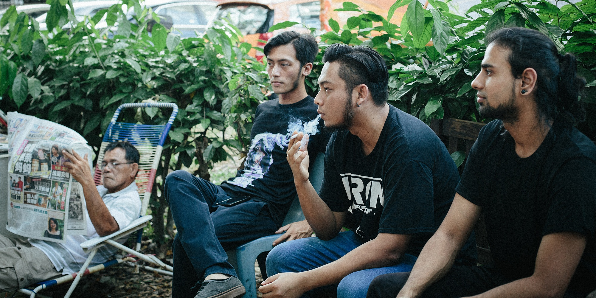 Wormrot are now the first Singapore band to play Glastonbury Festival