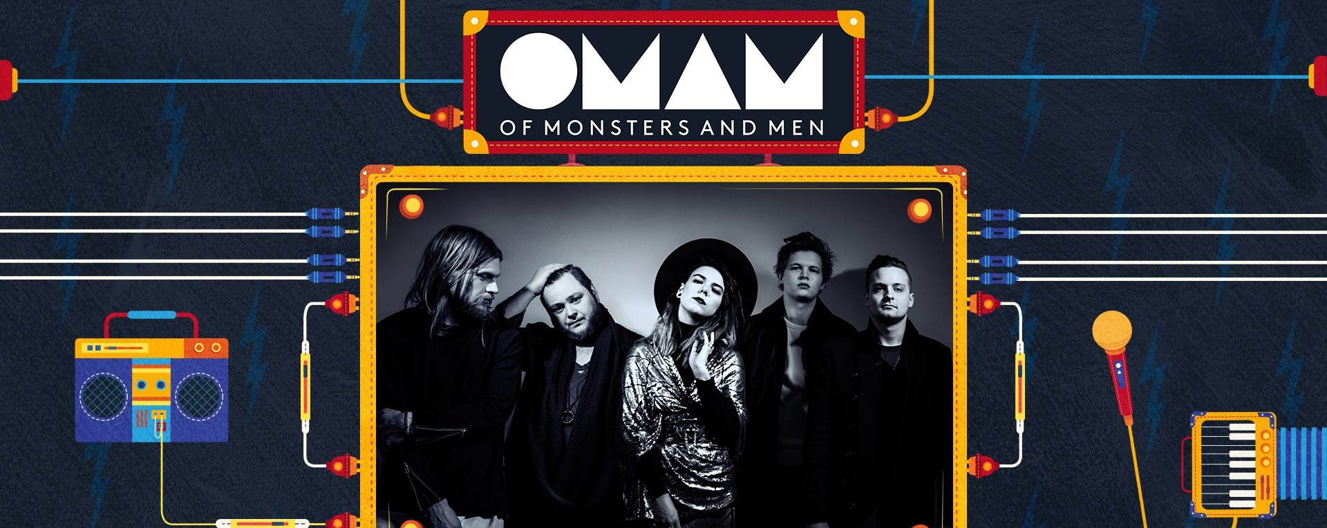 WOAH Fest 2016: Of Monsters And Men