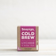Lychee and Rose Cold Brew from Teapigs