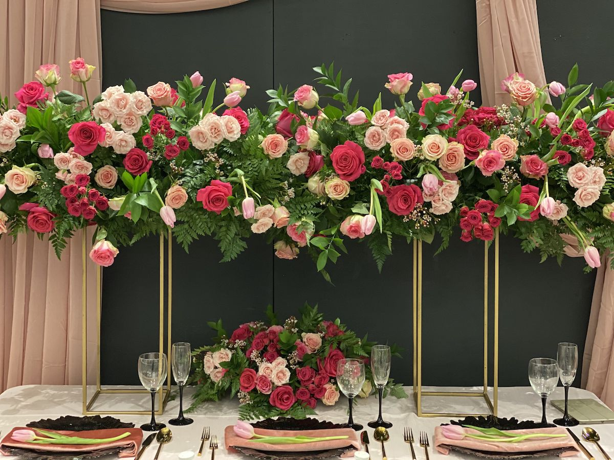 High-Style Centerpieces