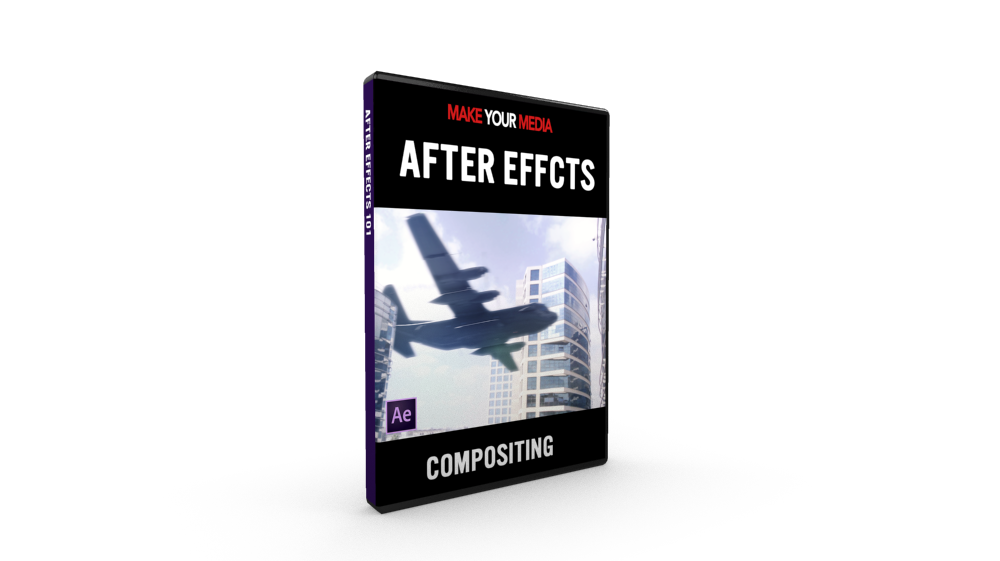 Adobe After Effects Compositing - Air Strike | Make Your Media
