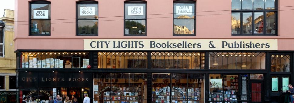 City Lights Books cover image | San Francisco | Travelshopa