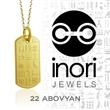 Ինորի պողպատե զարդերի խանութ սրահ –  Inori