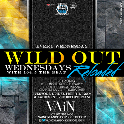 Wild Out Wednesdays