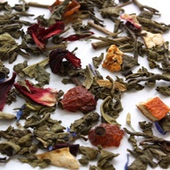 Decaf, Organic Green Berry from Praise Tea Company