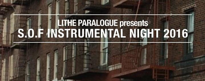S.O.F Instrumental Night 2016