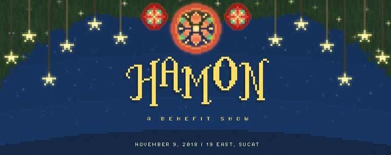 Hamon:  A Benefit Show
