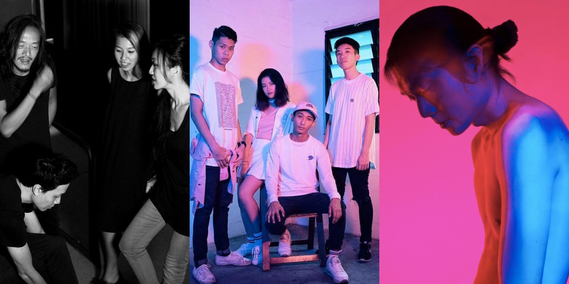 Bandwagon's favourite Singaporean albums of 2016 so far