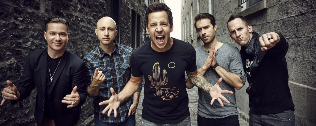 Simple Plan Live in Singapore
