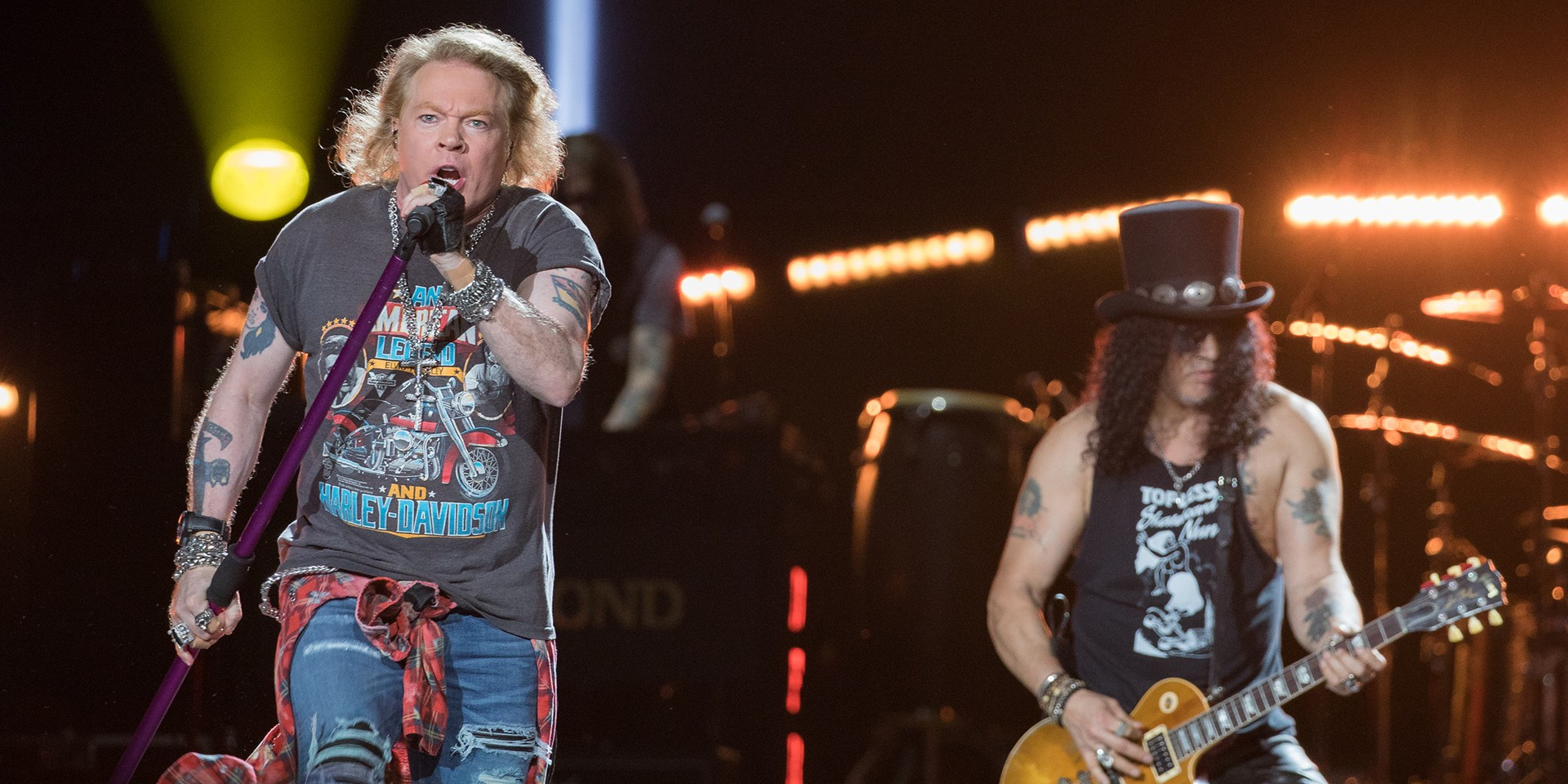 GIG REPORT: Guns N' Roses defy expectations with thrilling first show in Singapore