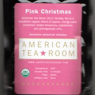 Pink Christmas Organic from American Tea Room