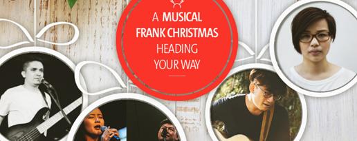 A MUSICAL FRANK CHRISTMAS