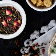 Green Tea from SaffronCup