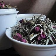 Champagne & Rose Cream from Butiki Teas
