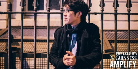 On Time, Space and Self-Doubt with Charlie Lim