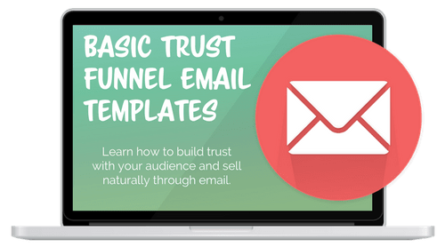 make money blogging with email