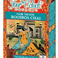 Rooibos Chai from Four O'Clock Organic