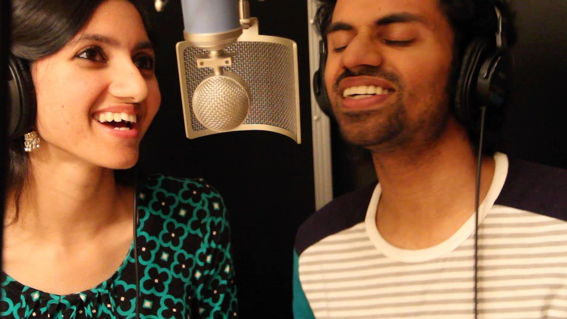 Ashwin & Lakshmi: Live at Artistry