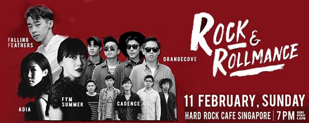 Rock & Rollmance
