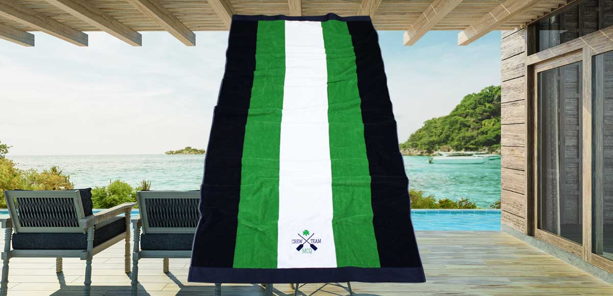 2 Benefits of Purchasing Bulk Beach Towels