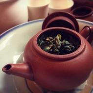 Li Shan Oolong from London Tea Club