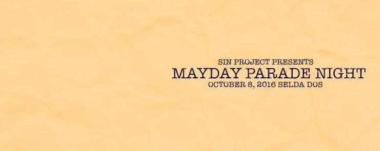 Mayday Parade Night