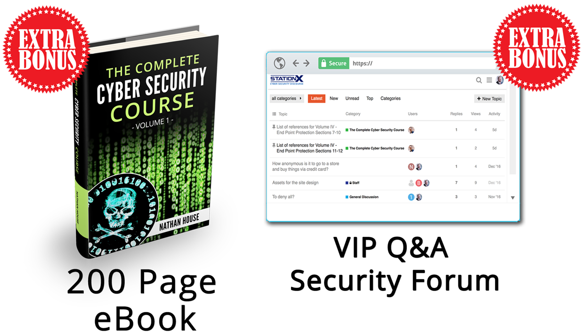 Security consulting ebook 80 off images free ebooks and more the complete cyber security course volume 1 hackers exposed stack includes over 11 hours on demand fandeluxe Image collections
