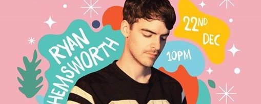Moonbeats Xmas Party w/ Ryan Hemsworth and Friends in Singapore