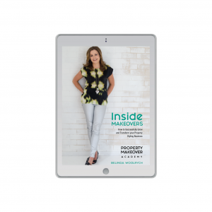 (EBOOK) INSIDE MAKEOVERS – HOW TO SUCCESSFULLY GROW AND TRANSFORM YOUR PROPERTY STYLING BUSINESS