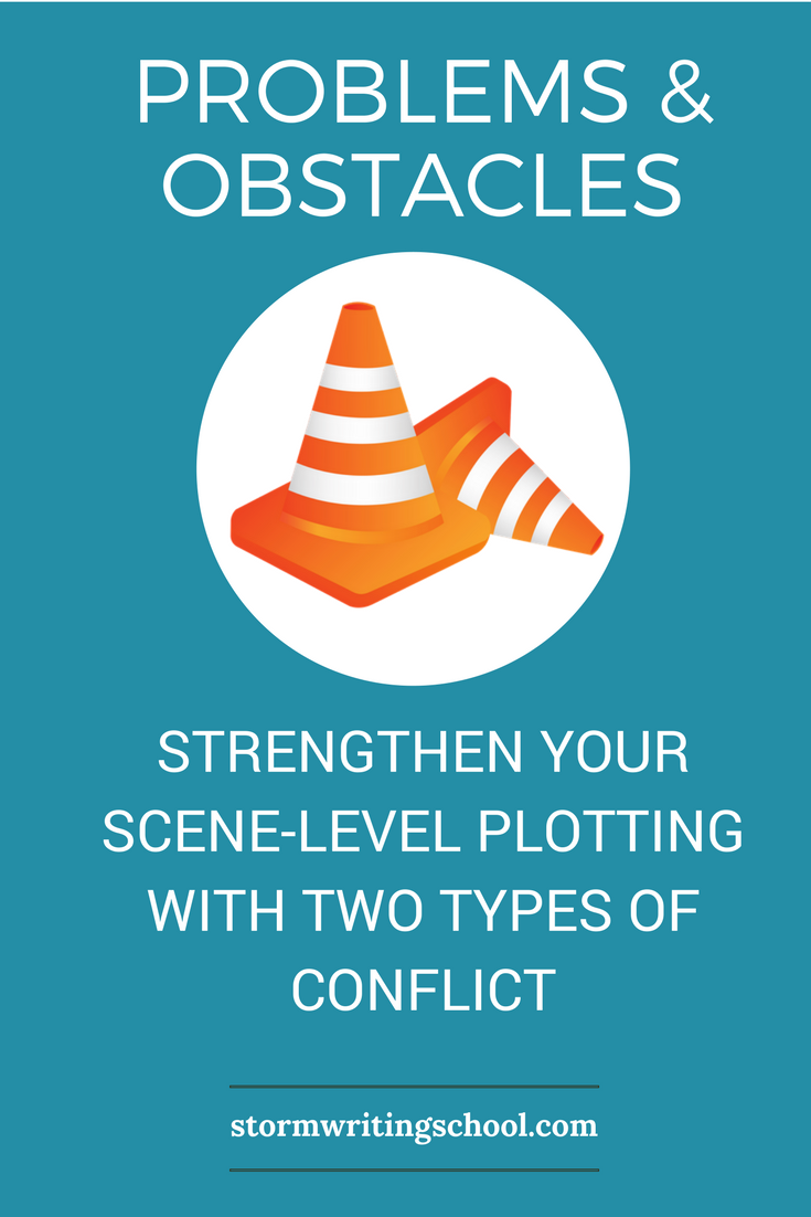 A simple but useful paradigm for keeping conflicts fresh in your story writing. | stormwritingschool.com