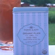 Organic Black Iced from Harney & Sons