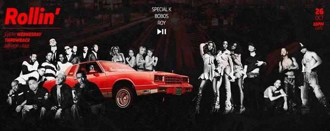 Rollin' feat. Bobos, Special K & Roy