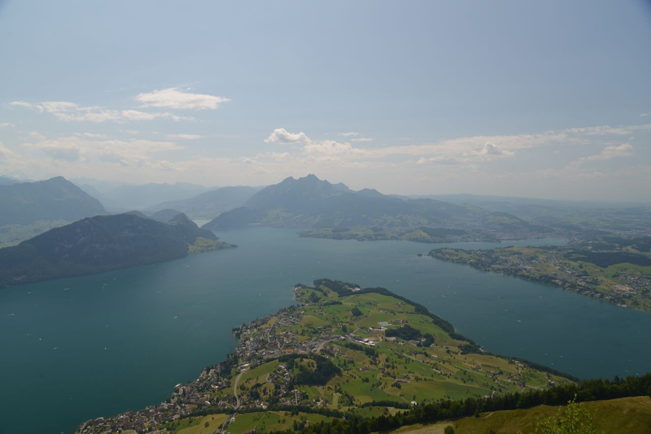 TRAVEL: MOUNT RIGI