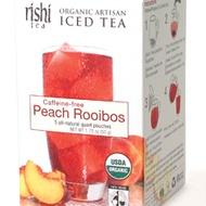Peach Rooibos Iced Tea from Rishi Tea