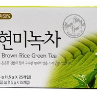 Brown Rice Green Tea from kkoh shaem food company ltd.
