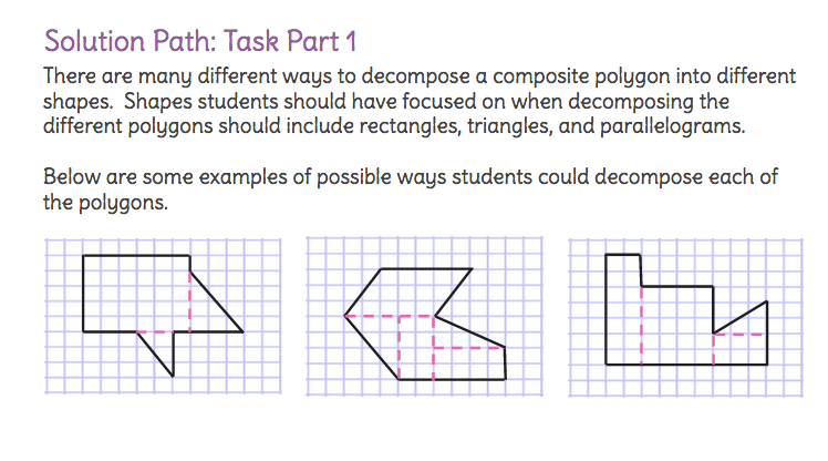 Area Of Compound Figures Worksheet 6th Grade Templates and – Composite Area Worksheet