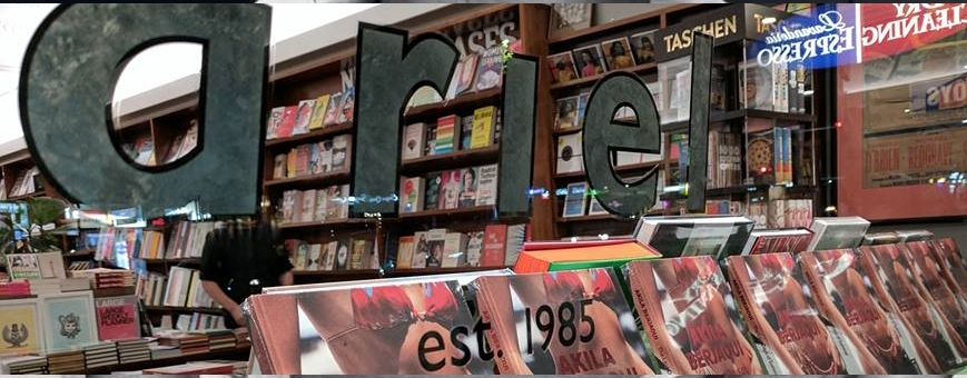 Ariel Books cover image | Sydney | Travelshopa