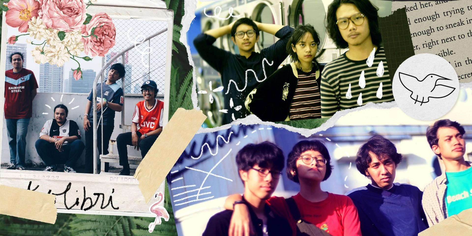 Bedchamber, Gizpel, Grrrl Gang talk music, Kolibri Rekords, favorite Filipino artists, upcoming Manila show