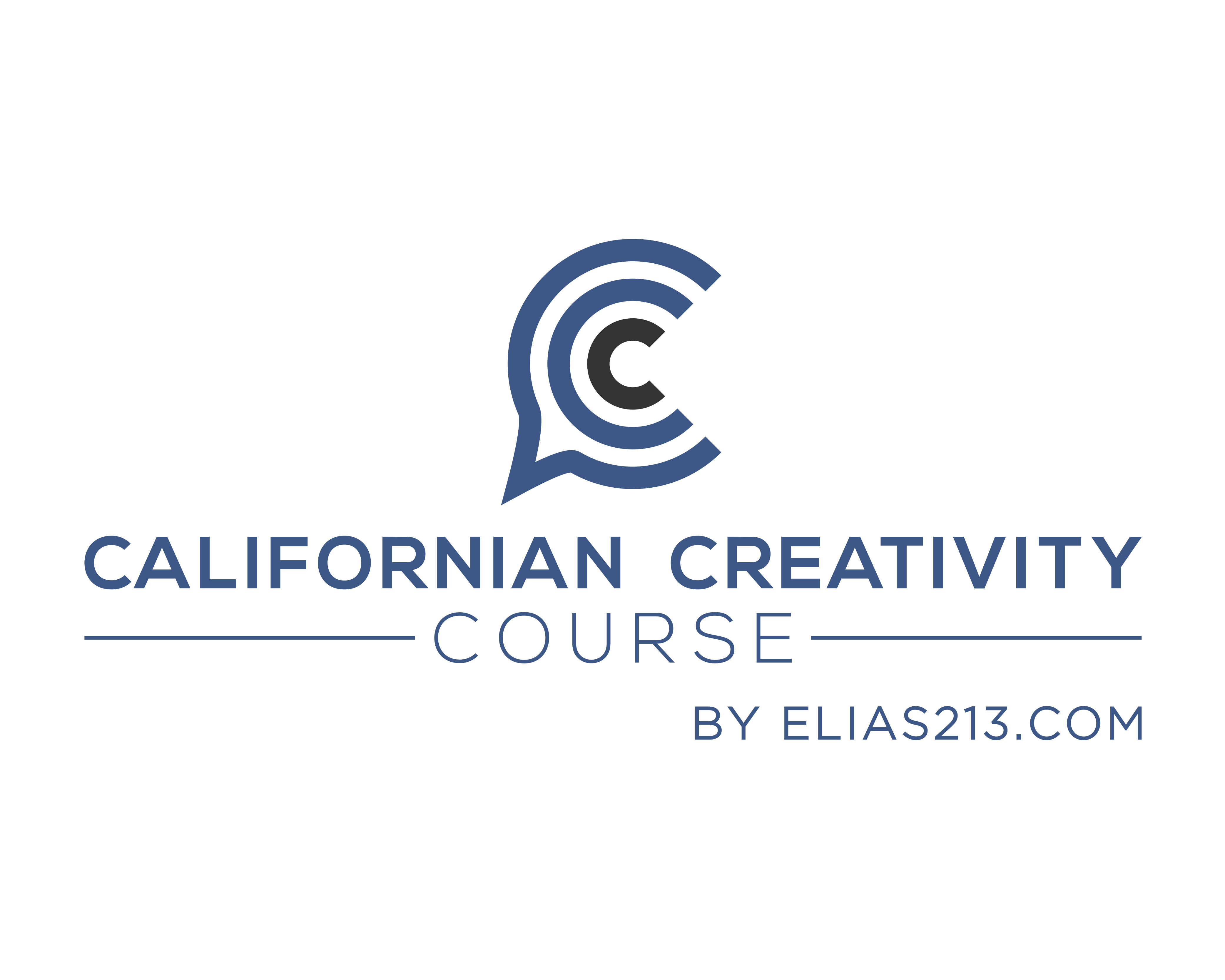 Californian Creativity Course - Elias Jabbe Elias213.com CaliCreativityCourse.co
