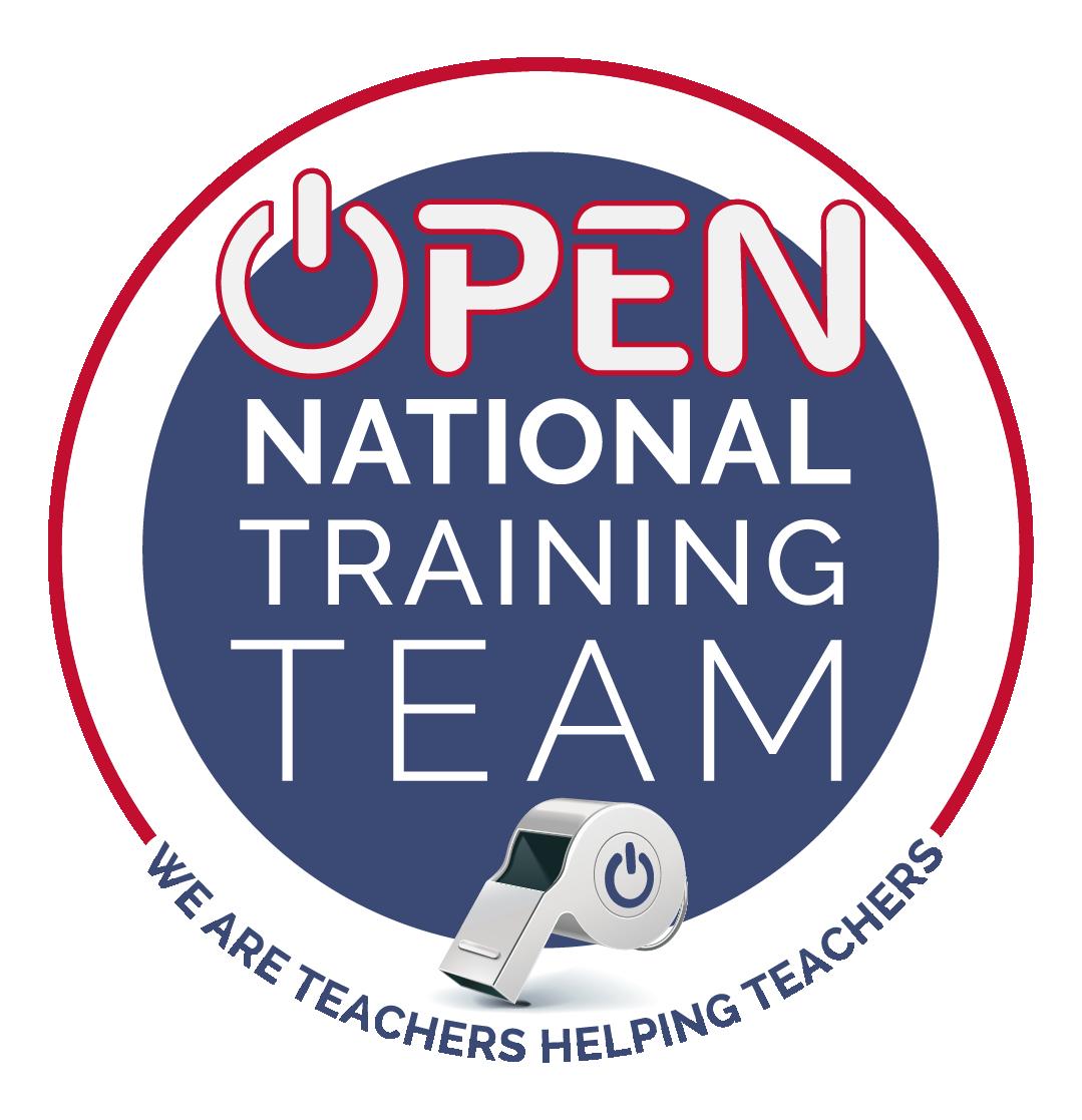 OPEN National Trainer Badge
