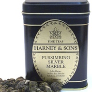 Pussimbing Silver Marbles 2010 [Out of stock] from Harney & Sons