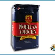 (Blue) Yerba Mate from Nobleza Gaucha
