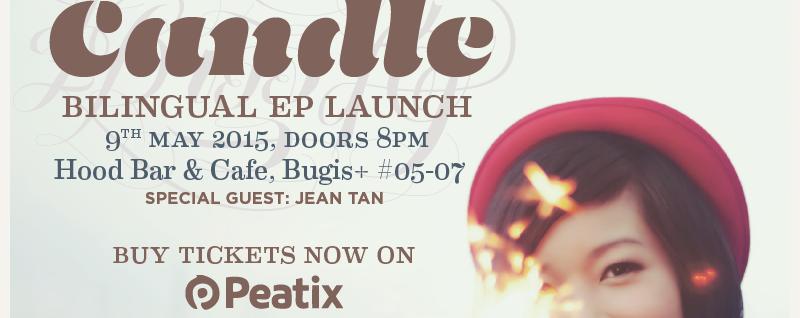 Sarah Cheng-DE Winne: CANDLE EP Launch